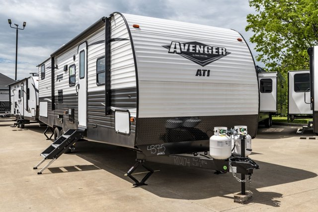 New 2020 FOREST RIVER AVENGER in Florissant, MO