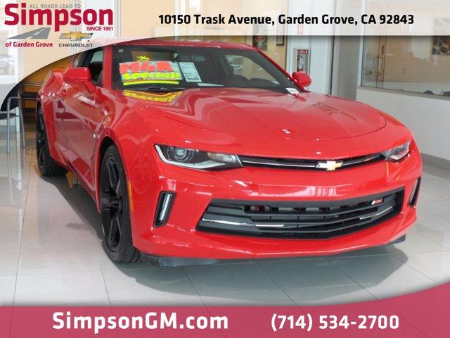 New 2017 Chevrolet Camaro in Garden Grove, CA
