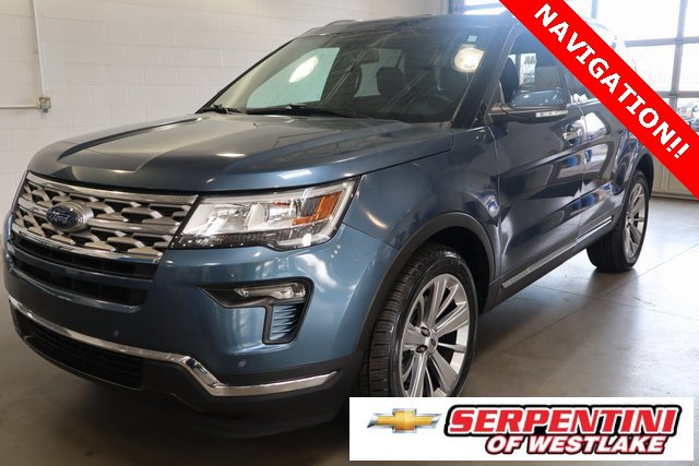 Used 2018 Ford Explorer in Cleveland, OH