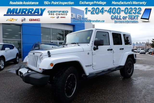 2012 Jeep Wrangler Unlimited Altitude 4WD 4dr Altitude *Ltd Avail* Gas V6 3.6L/220 [14]