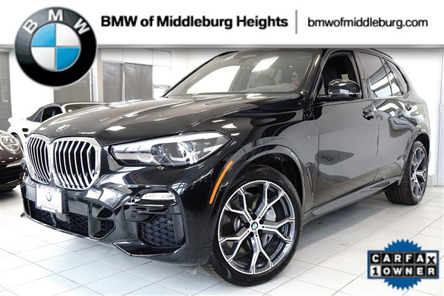 Used 2019 BMW X5 in Cleveland, OH