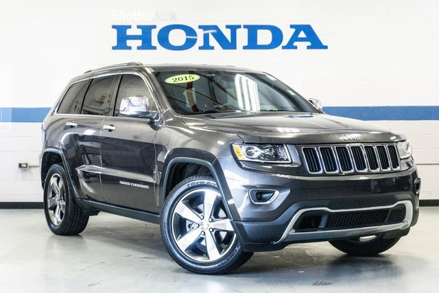 Used 2015 Jeep Grand Cherokee in Cartersville, GA
