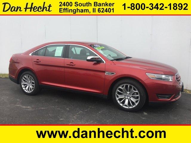 Used 2015 Ford Taurus in Effingham, IL