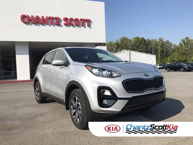 New 2020 KIA Sportage in Kingsport, TN