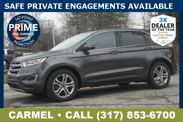 Used 2015 Ford Edge in Indianapolis, IN
