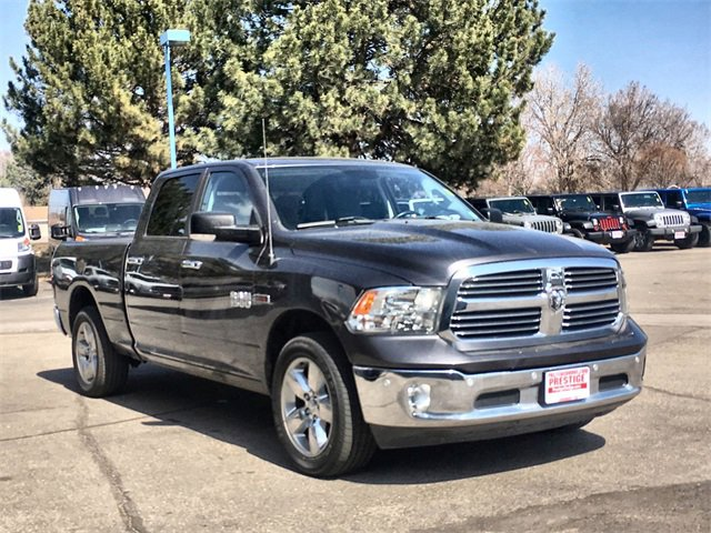 Used 2015 Ram 1500 in Fort Collins, CO