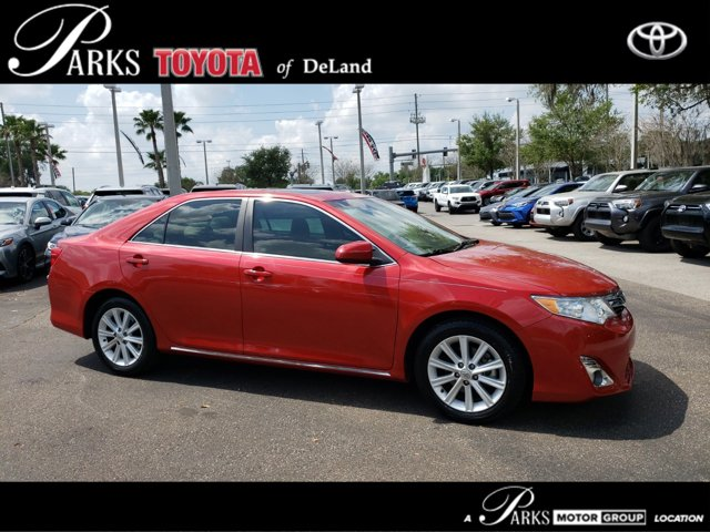 Used 2012 Toyota Camry in DeLand, FL