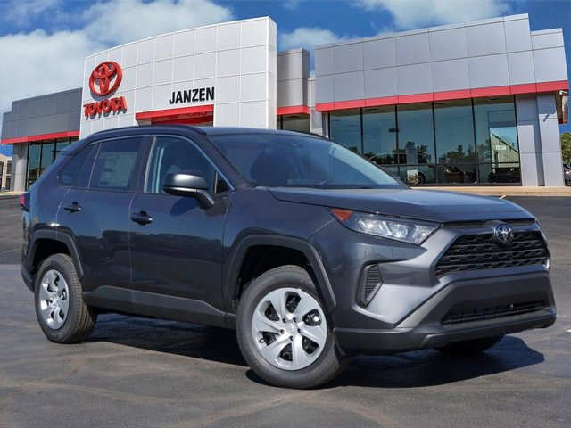 New 2020 Toyota RAV4 in Stillwater, OK