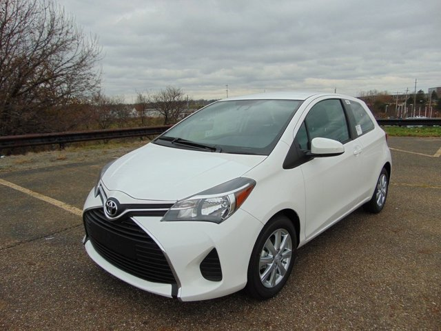New 2017 Toyota Yaris in Akron, OH