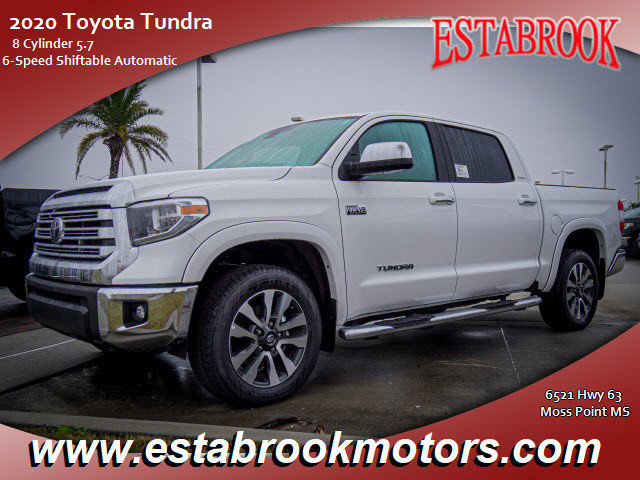 New 2020 Toyota Tundra in , MS