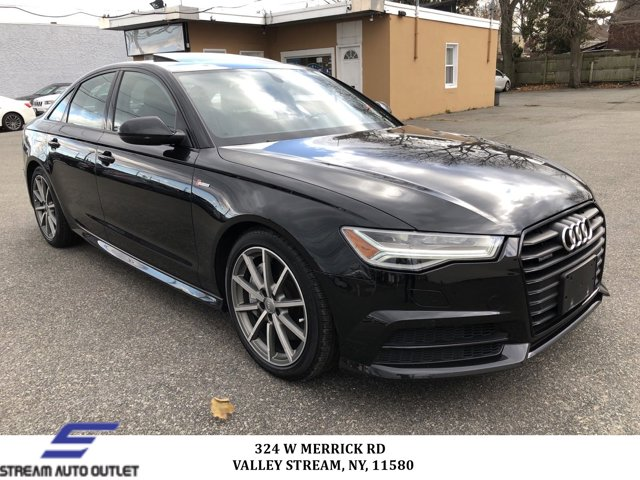 Used 2017 Audi A6 in Valley Stream, NY