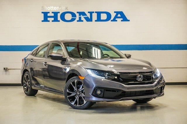 New 2020 Honda Civic Sedan in Cartersville, GA