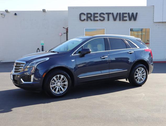 2018 Cadillac XT5 Luxury FWD FWD 4dr Luxury Gas V6 3.6L/222.6 [10]