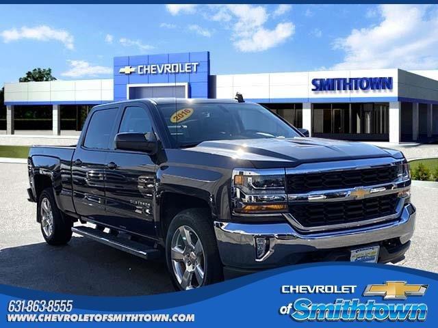 2016 Chevrolet Silverado 1500 LT 4WD Crew Cab 153.0″ LT w/1LT Gas V8 5.3L/325 [5]