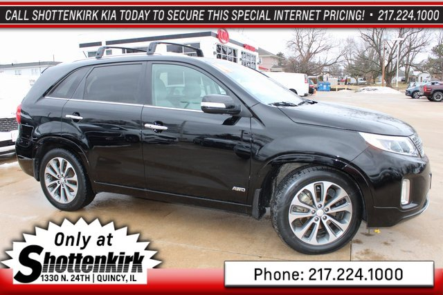 Used 2014 KIA Sorento in Quincy, IL
