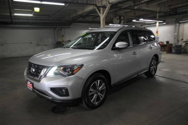 2019 Nissan Pathfinder SL FWD SL Regular Unleaded V-6 3.5 L/213 [0]