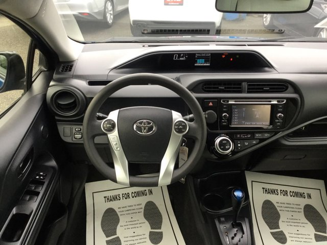 Used 2015 Toyota Prius c 5dr HB One