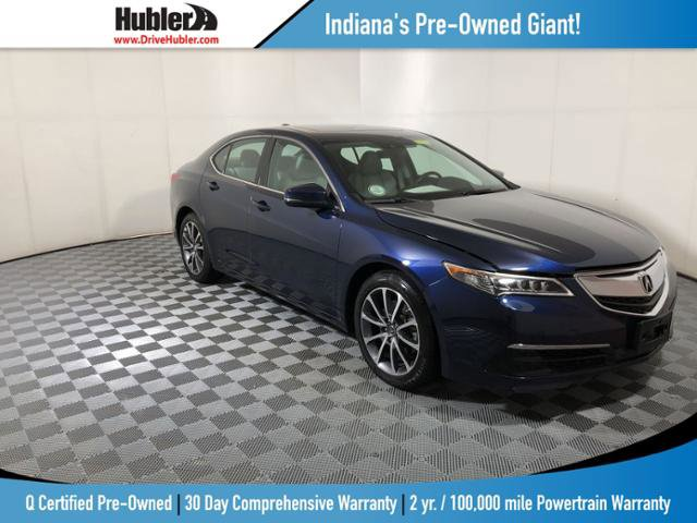 Used 2017 Acura TLX in Greenwood, IN