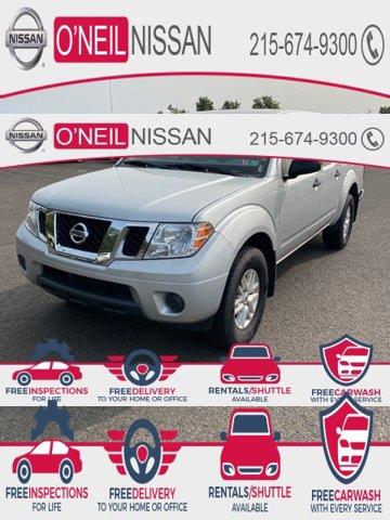 2019 Nissan Frontier SV  Regular Unleaded V-6 4.0 L/241 [0]