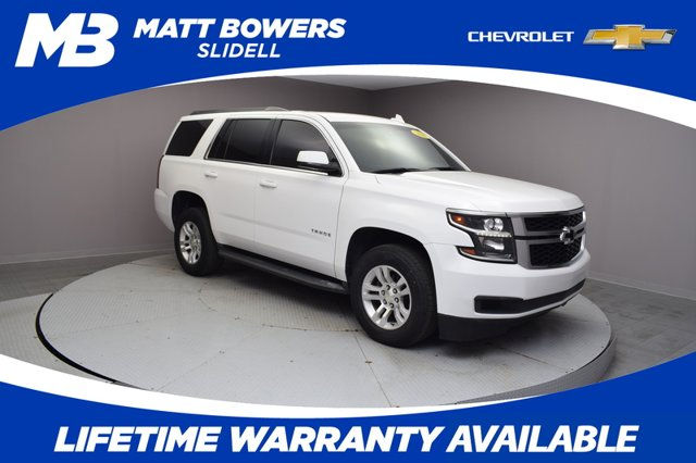 Used 2016 Chevrolet Tahoe in New Orleans, and Slidell, LA