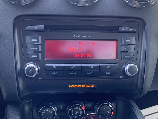 2009 Audi TT Premium 2D Coupe 4-Cyl Turbo 2.0L