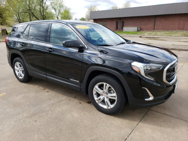 Used 2018 GMC Terrain in Miami, OK