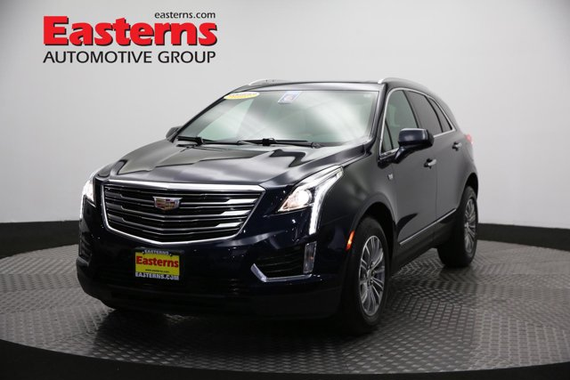 2017 Cadillac XT5 Luxury Collection Sport Utility