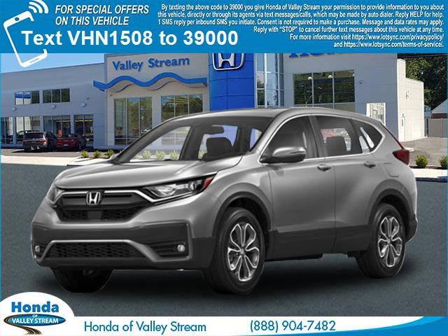 2020 Honda CR-V EX EX AWD Intercooled Turbo Regular Unleaded I-4 1.5 L/91 [12]
