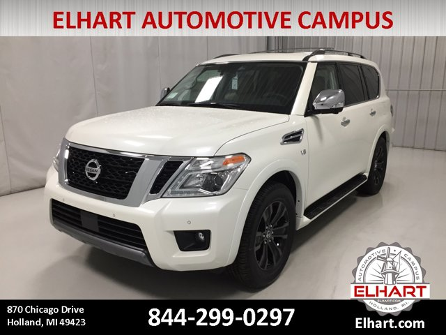 New 2019 Nissan Armada in Holland, MI