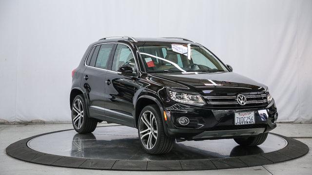 Used 2017 Volkswagen Tiguan in , CA