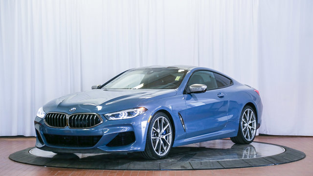 Used 2019 BMW 8 Series M850i xDrive Coupe
