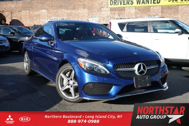 Used 2017 Mercedes-Benz C-Class in Long Island City, NY