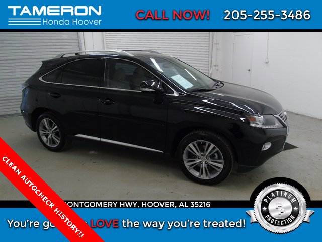 Used 2015 Lexus RX 350 in Birmingham, AL