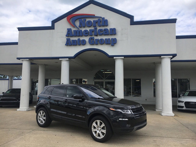 Used 2016 Land Rover Range Rover Evoque in Gonzales & Baton Rouge, LA
