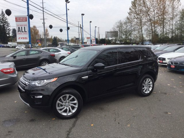Used 2016 Land Rover Discovery Sport AWD 4dr HSE