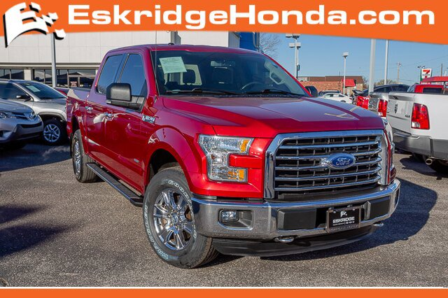 Used 2015 Ford F-150 in Oklahoma City, OK