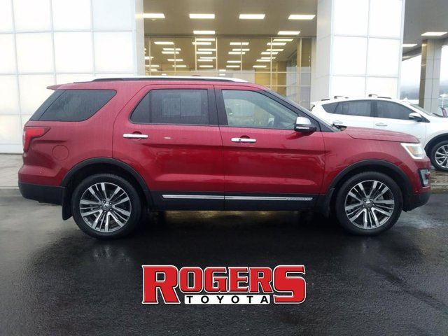 Used 2016 Ford Explorer in Lewiston, ID