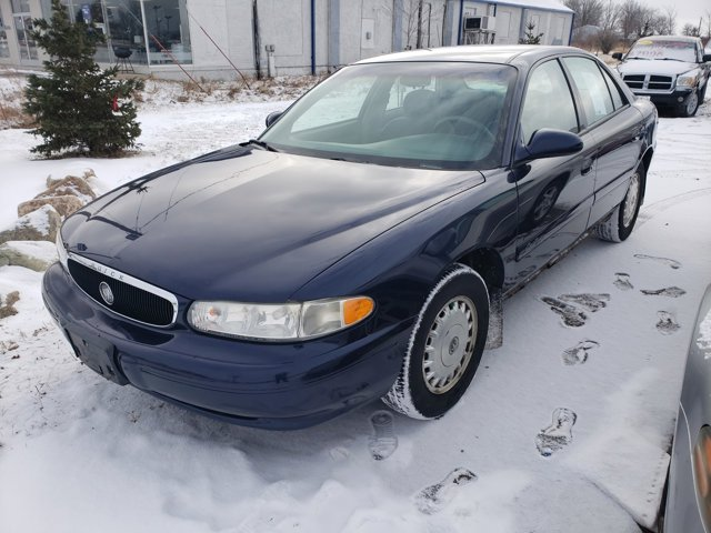 Used 2002 Buick Century in Mason City, IA