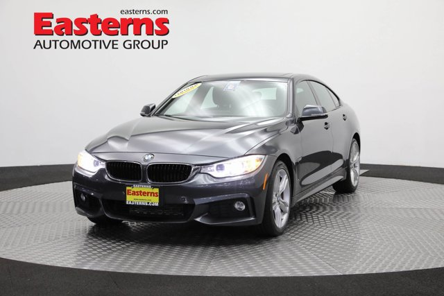 2016 BMW 4 Series 428i xDrive Gran Coupe M-Sport Hatchback
