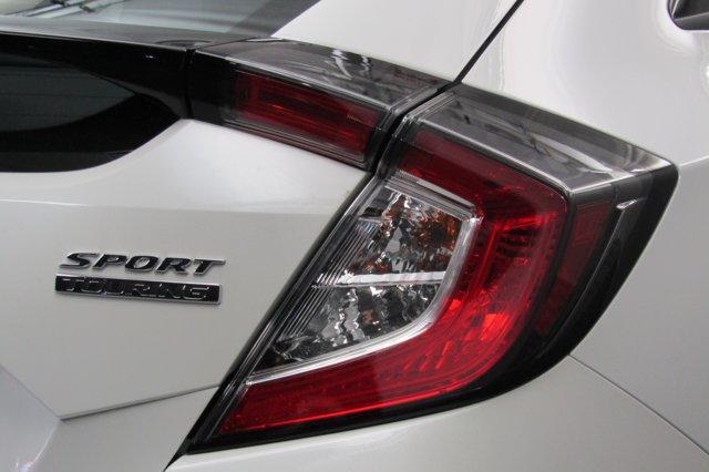 New 2019 Honda Civic Hatchback Sport Touring CVT