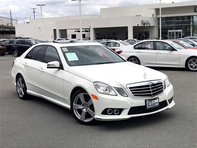 Used 2010 Mercedes-Benz E-Class in San Diego, CA