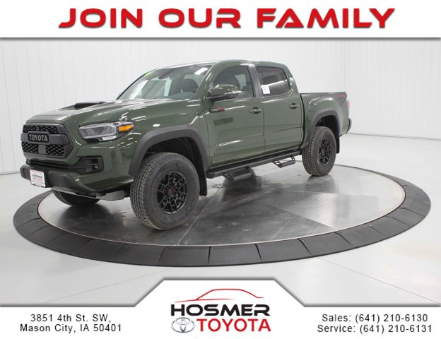 New 2020 Toyota Tacoma in Mason City, IA