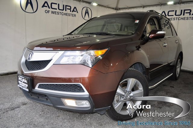 Used 2011 Acura MDX in Larchmont, NY