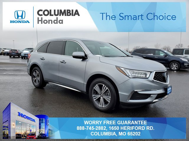 Used 2017 Acura MDX in Columbia, MO