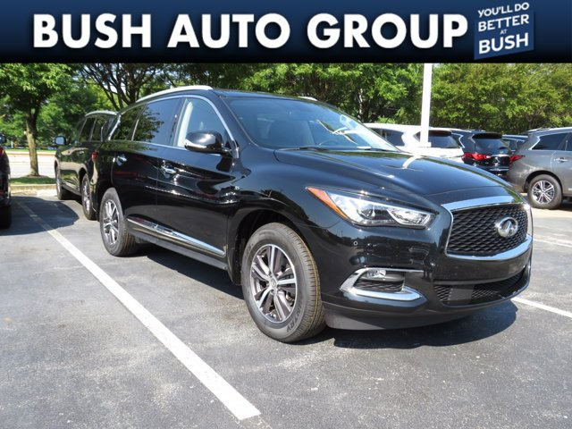 2017 INFINITI QX60 QX60 AWD Leather Nav Sunroof Back up Cam AWD Premium Unleaded V-6 3.5 L/213 [1]