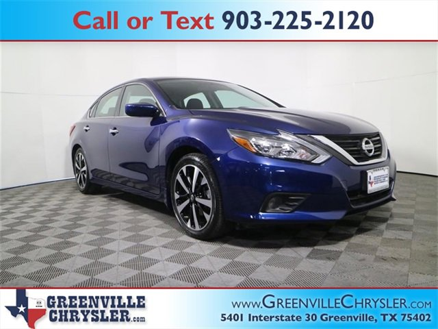 Used 2018 Nissan Altima in Greenville, TX