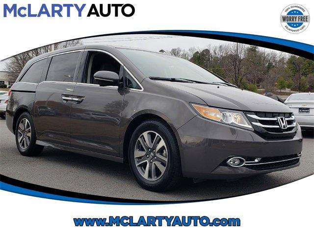 Used 2017 Honda Odyssey in Little Rock, AR