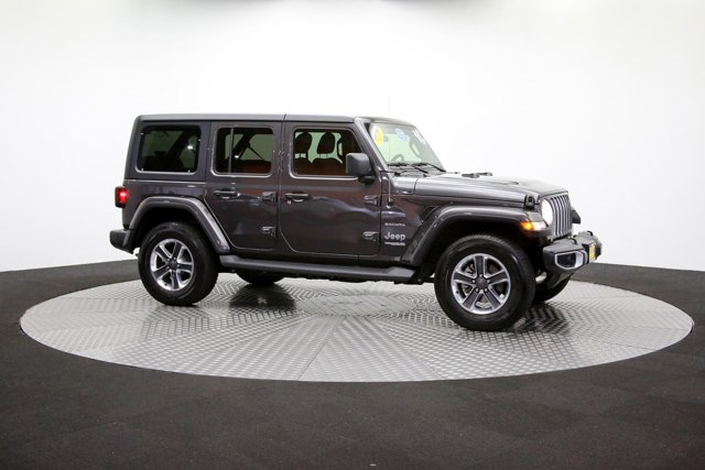2019 Jeep Wrangler Unlimited for sale 123540 41