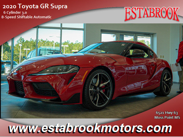 New 2020 Toyota GR Supra in Moss Point, MS