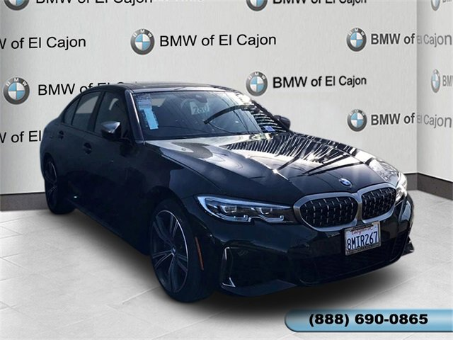 Used 2020 BMW 3 Series in El Cajon, CA